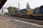 CSX 345 on Q404